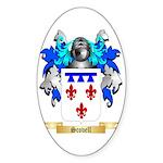 Scovell Sticker (Oval 50 pk)