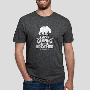 Love BROTHER Mens Tri-blend T-Shirt