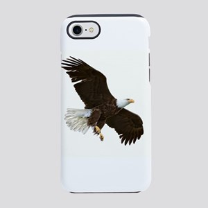 Amazing Bald Eagle iPhone 8/7 Tough Case
