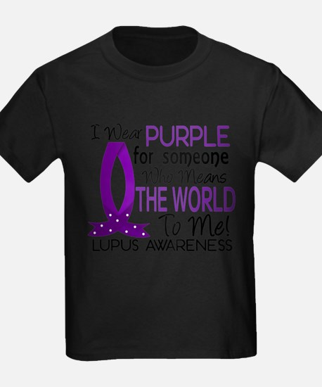 Means World To Me 1 Lupus Shirts T-Shirt