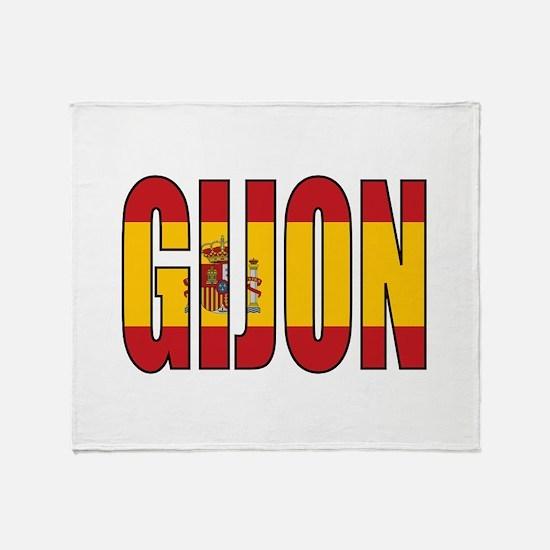 Gijon Throw Blanket
