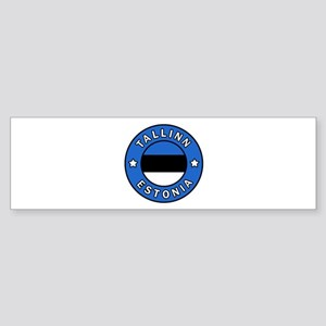 Tallinn Bumper Sticker