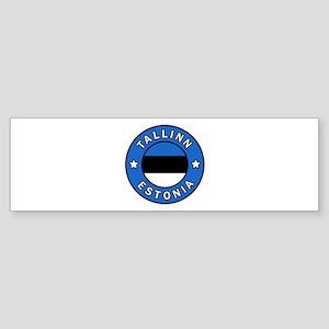 Tallinn Bumper Sticker