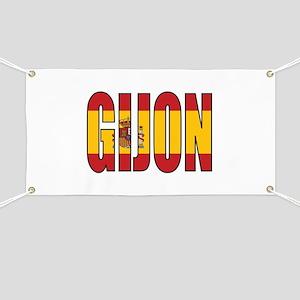 Gijon Banner