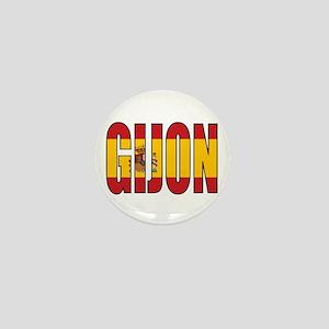 Gijon Mini Button