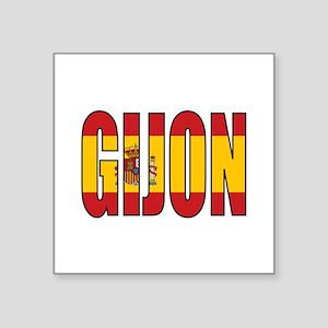 Gijon Sticker