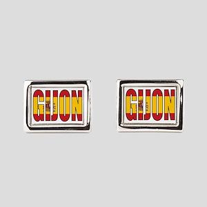 Gijon Rectangular Cufflinks