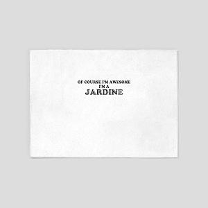 Of course I'm Awesome, Im JARDINE 5'x7'Area Rug