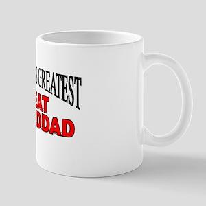 """The World's Greatest Great Granddad"" Mug"