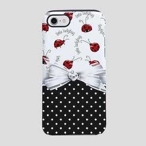 Little Ladybugs iPhone 8/7 Tough Case