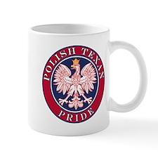 Polish Texan Pride Mug