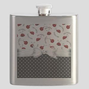 Little Ladybugs Flask