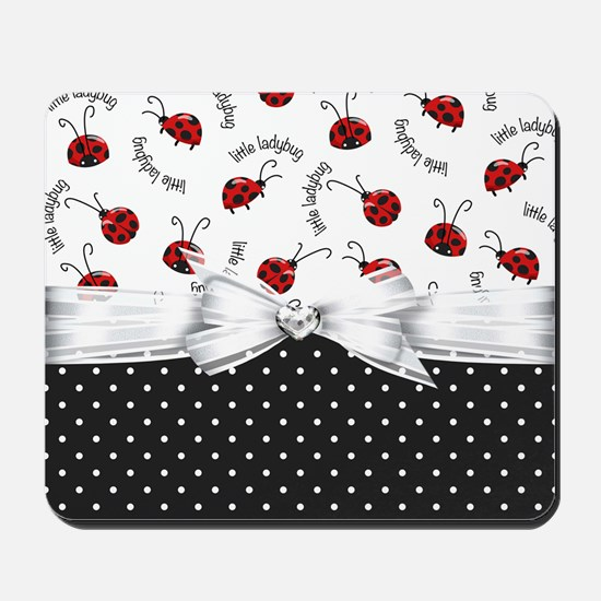 Little Ladybugs Mousepad