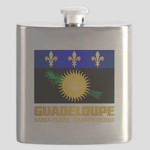 Guadeloupe Flask