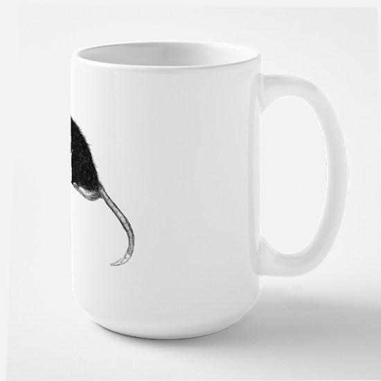 Truckle and Hamish Large Mug