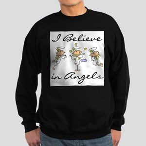 I Believe in Angel Sweatshirt