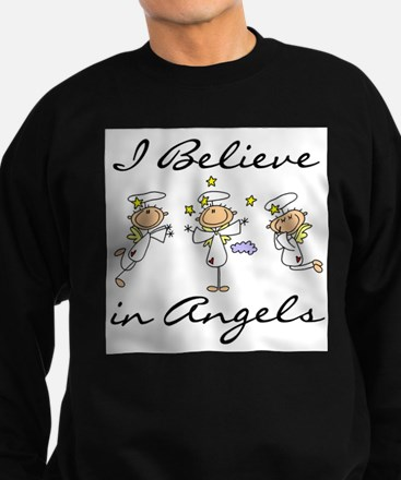 I Believe in Angel Jumper Sweater