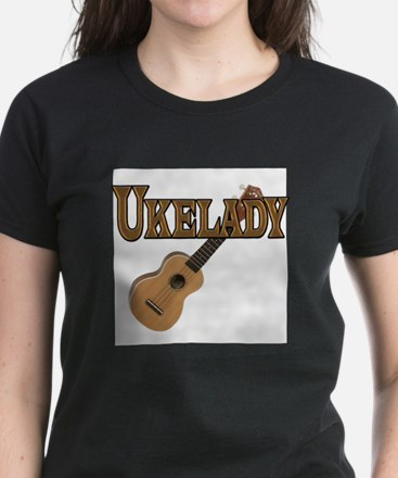 UKELADY Women's Light T-Shirt