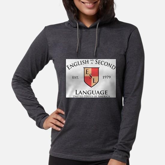 ESL Long Sleeve T-Shirt
