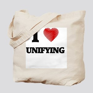 I love Unifying Tote Bag