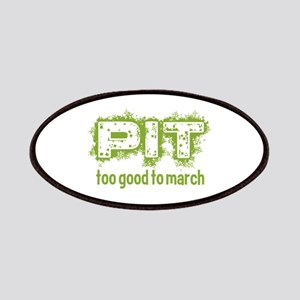Pit: Too Good to March Patch
