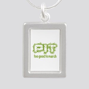 Pit: Too Good to March Necklaces