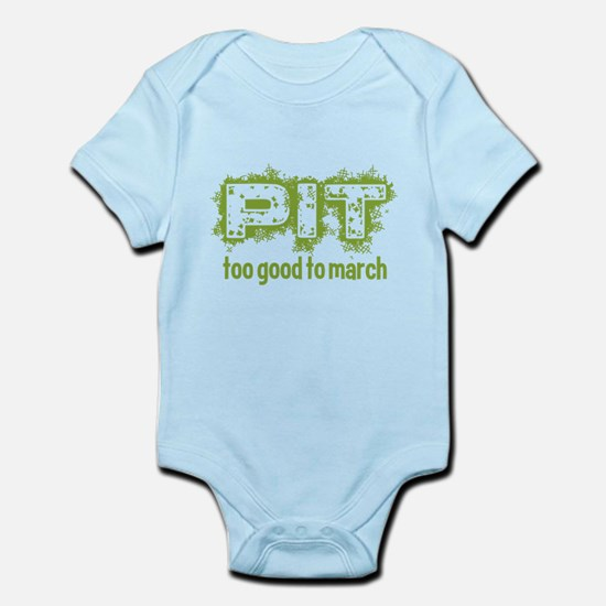 Pit: Too Good to March Body Suit