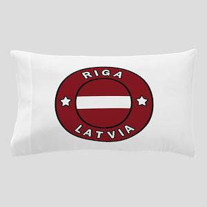 Riga Latvia Pillow Case