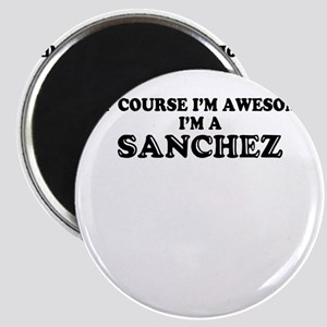 Of course I'm Awesome, Im SANCHEZ Magnets