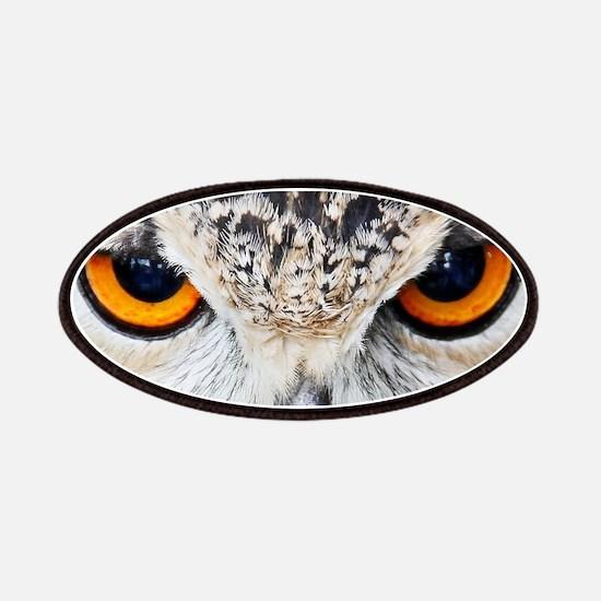 Owl Head Patch