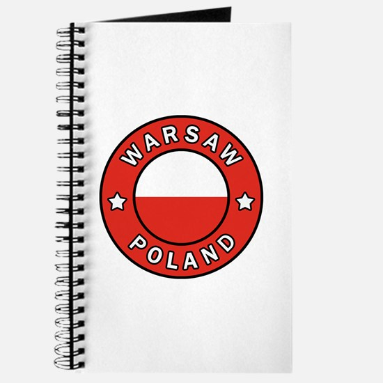 Warsaw Poland Journal