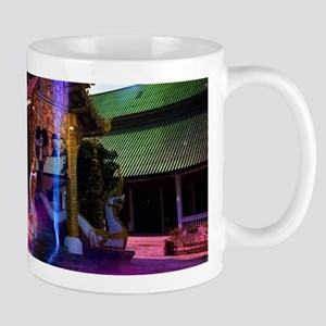 Throughout Time and Space Mugs