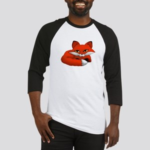 Todd the fox kit Baseball Jersey