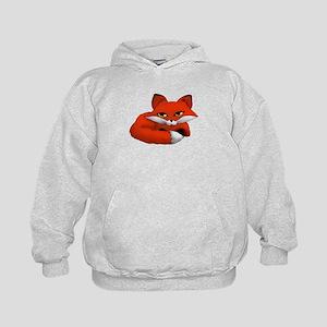 Todd the fox kit Sweatshirt