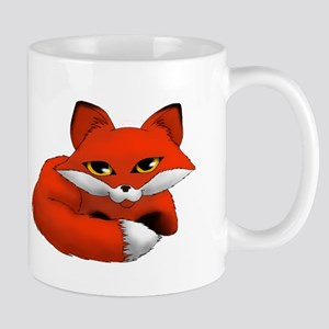 Todd the fox kit Mugs