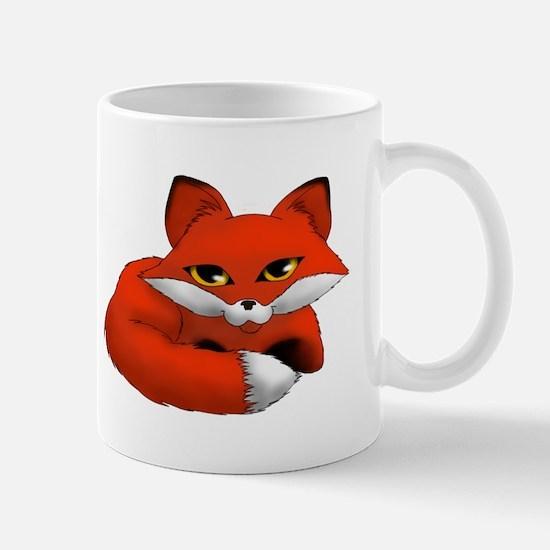 Todd the fox kit Mugs
