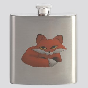 Todd the fox kit Flask