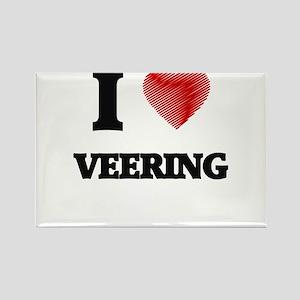 I love Veering Magnets