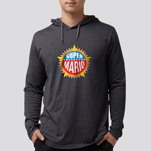 Super Mario Long Sleeve T-Shirt