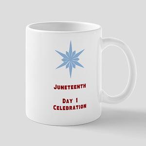 11 Oz Ceramic Juneteenth Day 1 Mug Mugs