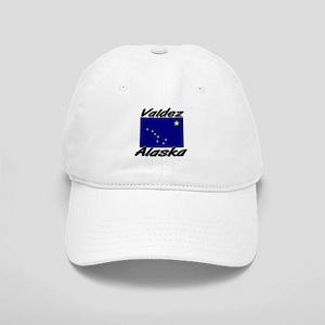 Valdez Alaska Cap