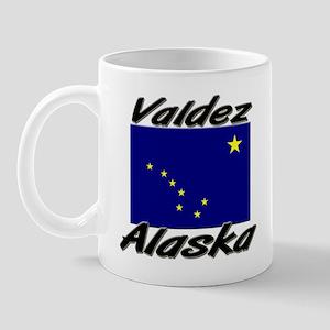 Valdez Alaska Mug