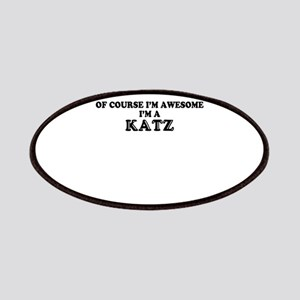 Of course I'm Awesome, Im KATZ Patch