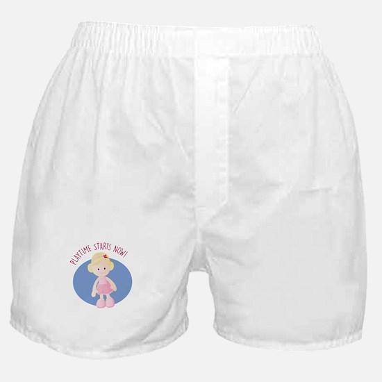 Playtime Boxer Shorts