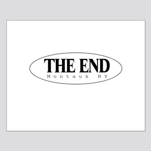 The End Small Poster