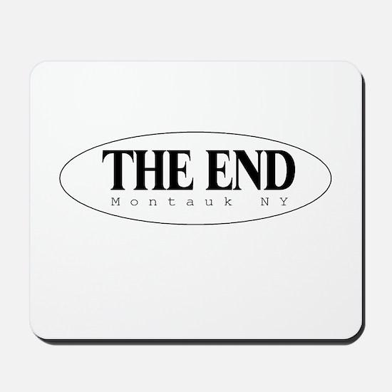 The End Mousepad