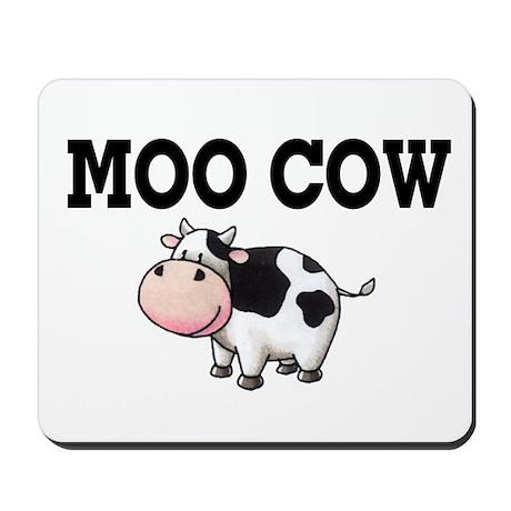 Moo Cow Mousepad