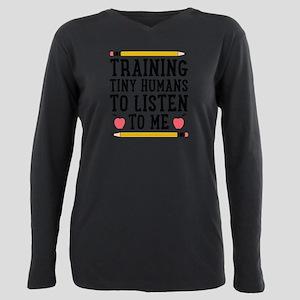Training Tiny Humans T-Shirt