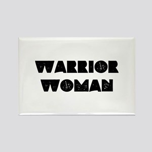 Warrior Woman Magnets