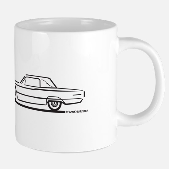 1966 Ford Thunderbird Landau Mugs